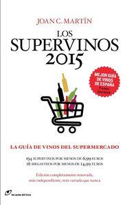 Los supervinos 2015: portada