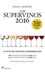 Los supervinos 2016: portada