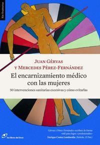 El encarnizamiento médico con las mujeres: portada