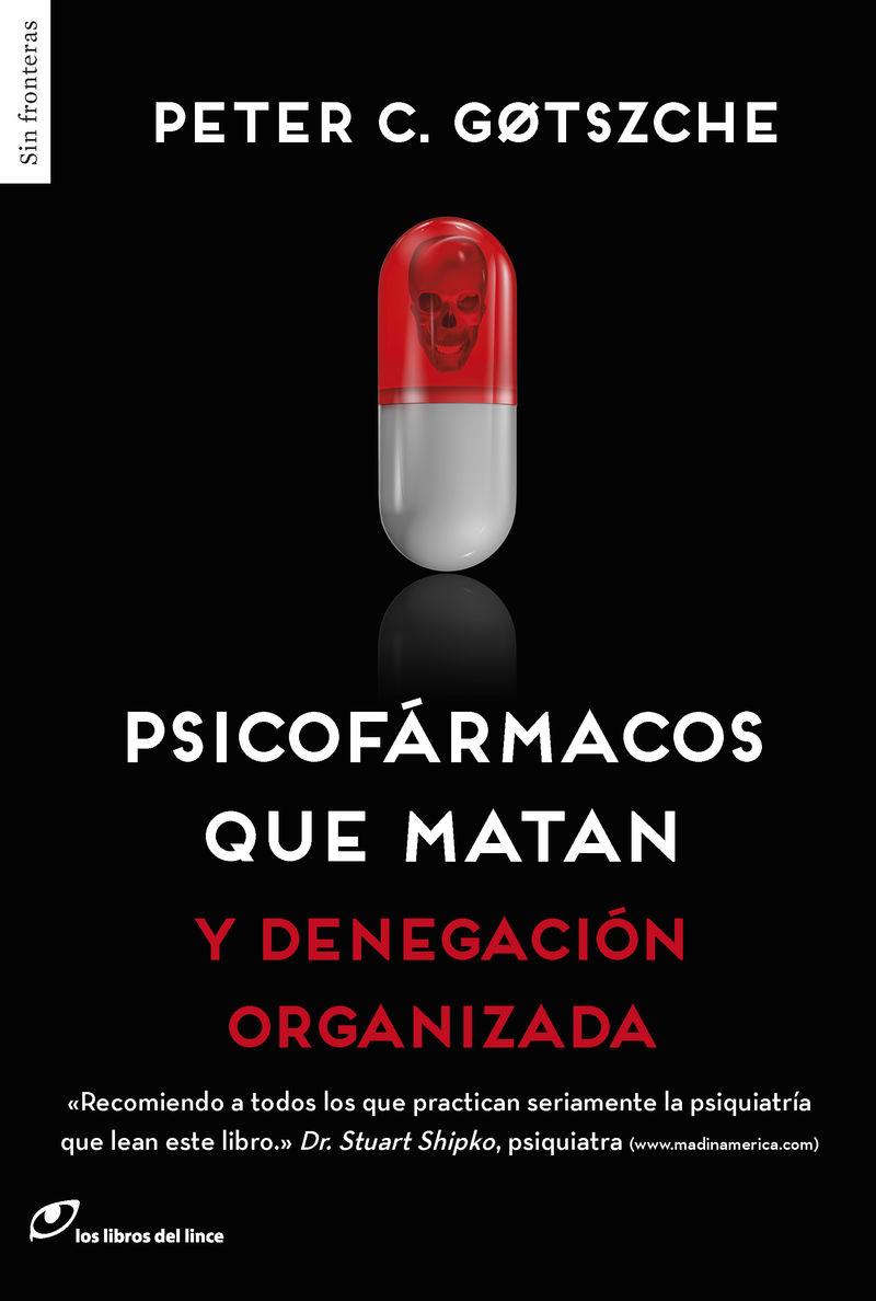 Psicofármacos que matan: portada