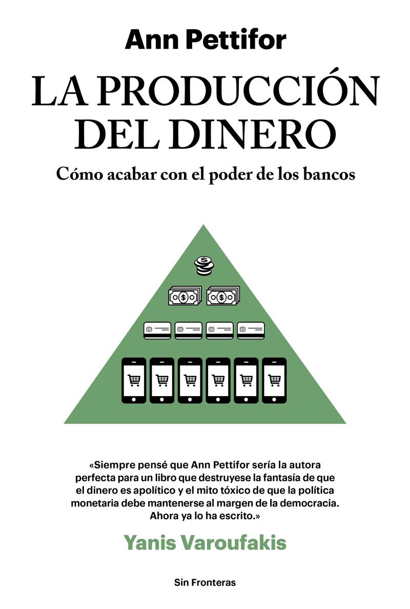 La producción del dinero: portada