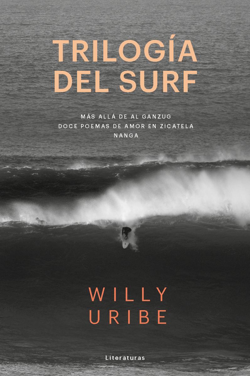 Trilogía del surf: portada