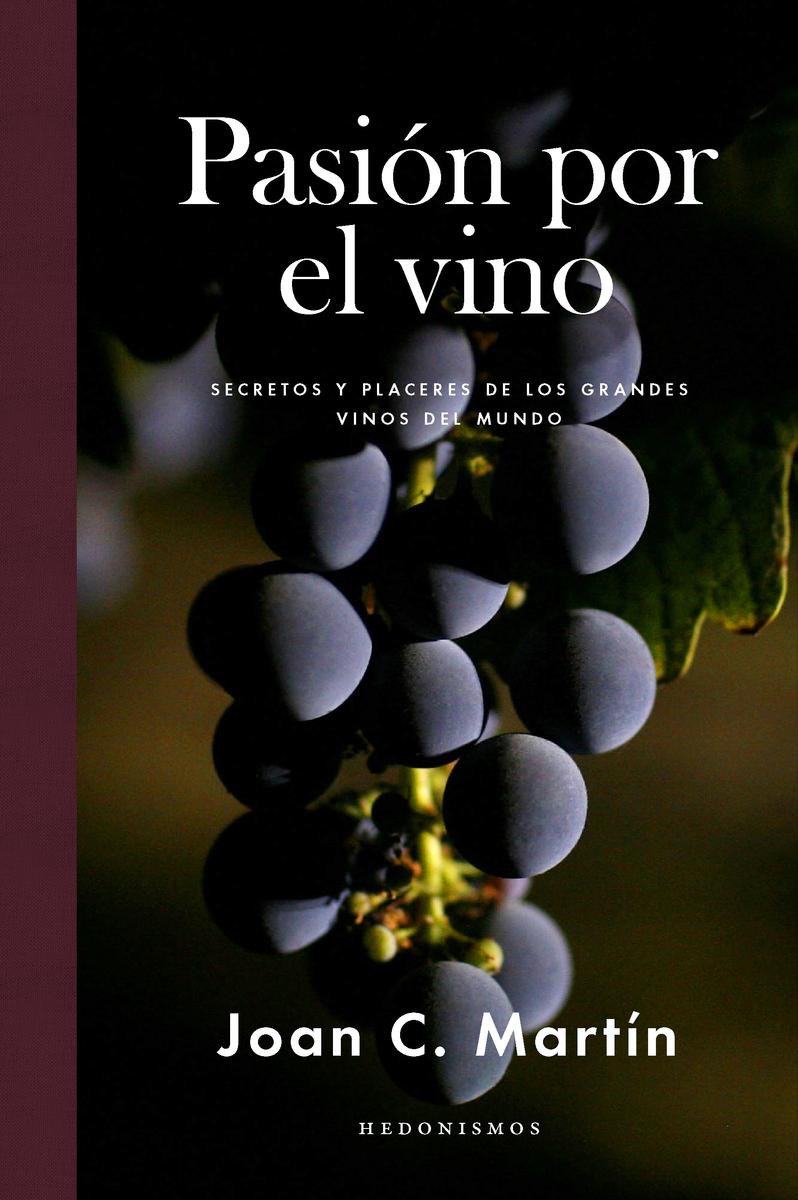 Pasión por el vino: portada