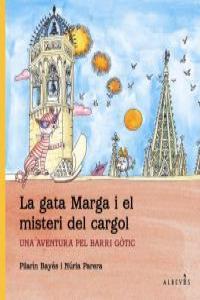 La Gata Marga i el misteri del Cargol: portada