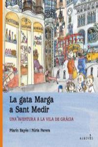 LA GATA MARGA A SANT MEDIR: portada