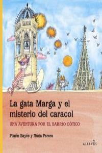 La Gata Marga y el misterio del Caracol: portada