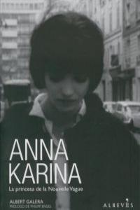 ANNA KARINA: portada