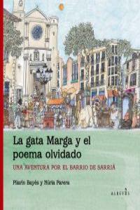 La Gata Marga y el Poema olvidado: portada