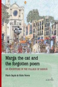 Marga the cat and the forgotten poem: portada