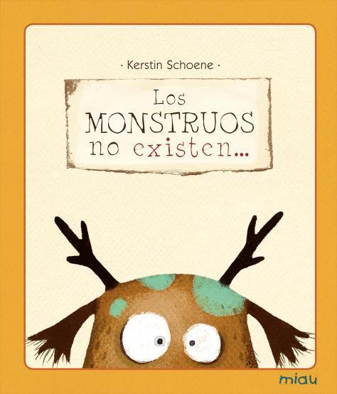 MONSTRUOS NO EXISTEN, LOS  2ª ED: portada
