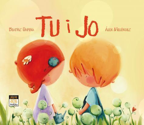 Tu i jo (catalán): portada