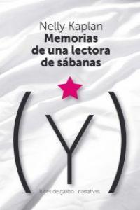 MEMORIAS DE UNA LECTORA DE SÁBANAS: portada