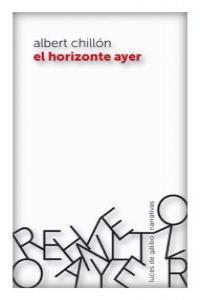 HORIZONTE AYER, EL: portada