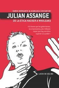 JULIAN ASSANGE: portada