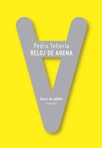 RELOJ DE ARENA: portada