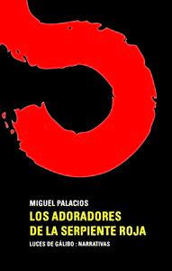 ADORADORES DE LA SERPIENTE ROJA, LOS: portada