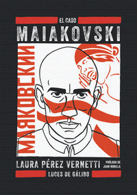 EL CASO MAIAKOVSKI: portada