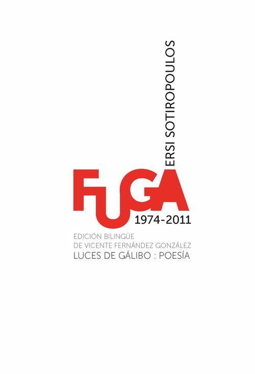 FUGA (1974-2011): portada