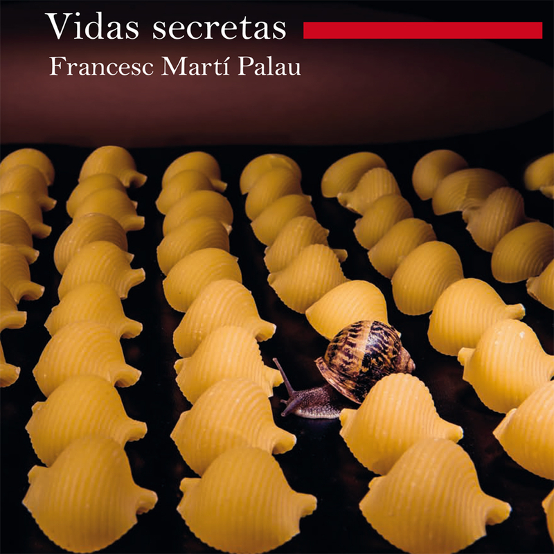 Vidas Secretas: portada