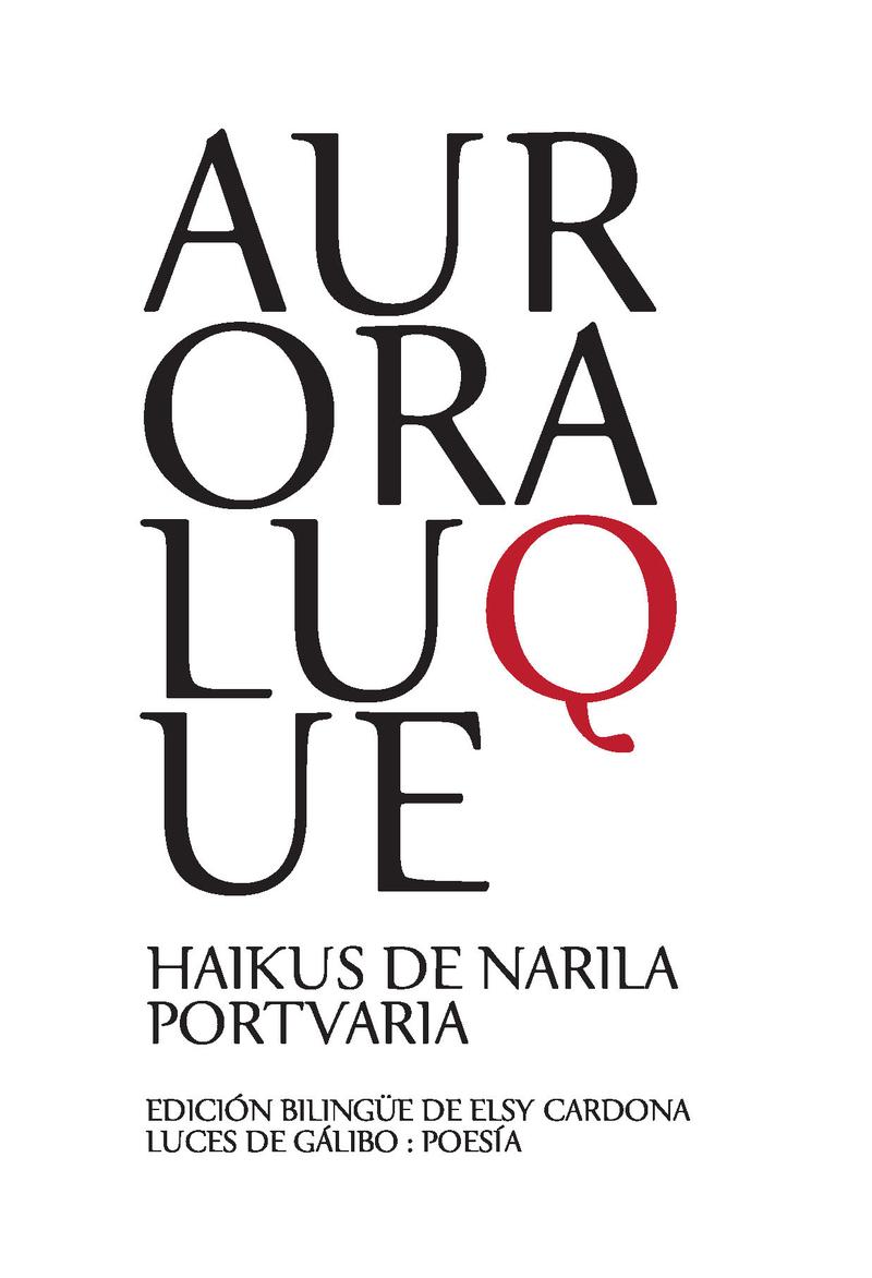 HAIKUS DE ARILA / PORTVARIA: portada