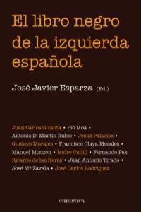 El libro negro de la izquierda española: portada