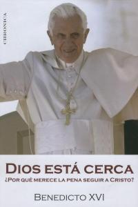 DIOS ESTA CERCA: portada