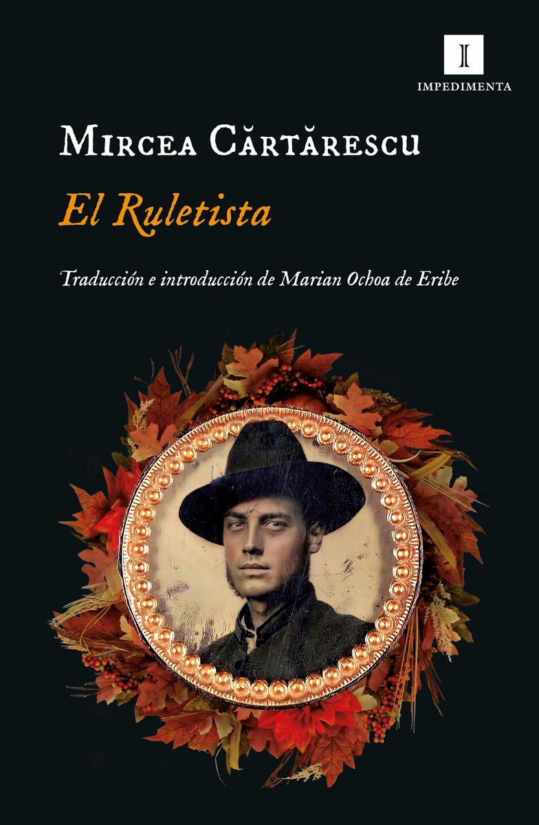 RULETISTA,EL: portada