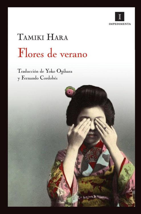 Flores de verano (2ª ED.): portada