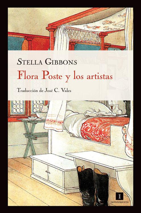 FLORA POSTE Y LOS ARTISTAS: portada