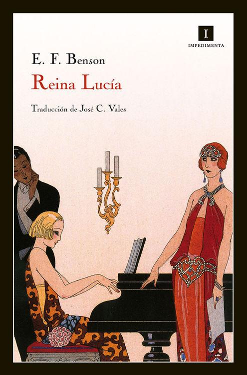 Reina Lucía (2ª ED.): portada