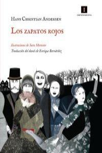 ZAPATOS ROJOS,LOS: portada