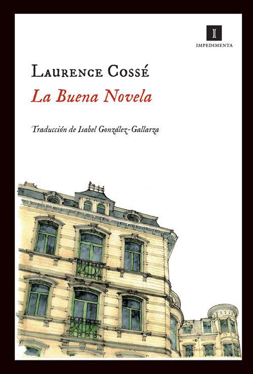 BUENA NOVELA,LA (2ª edición): portada