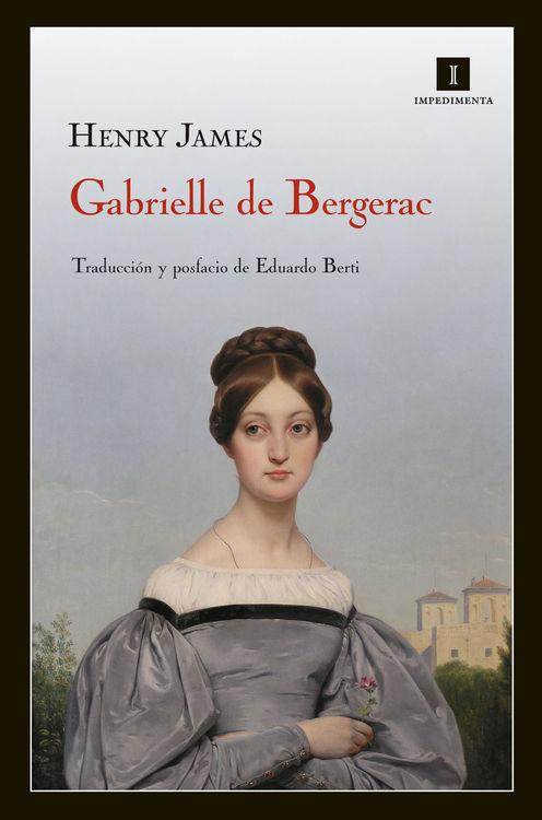 Gabrielle de Bergerac: portada