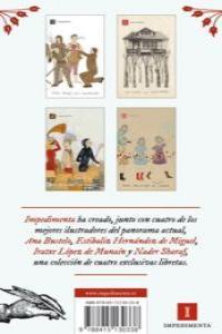 Pack Libretas ilustradas: portada
