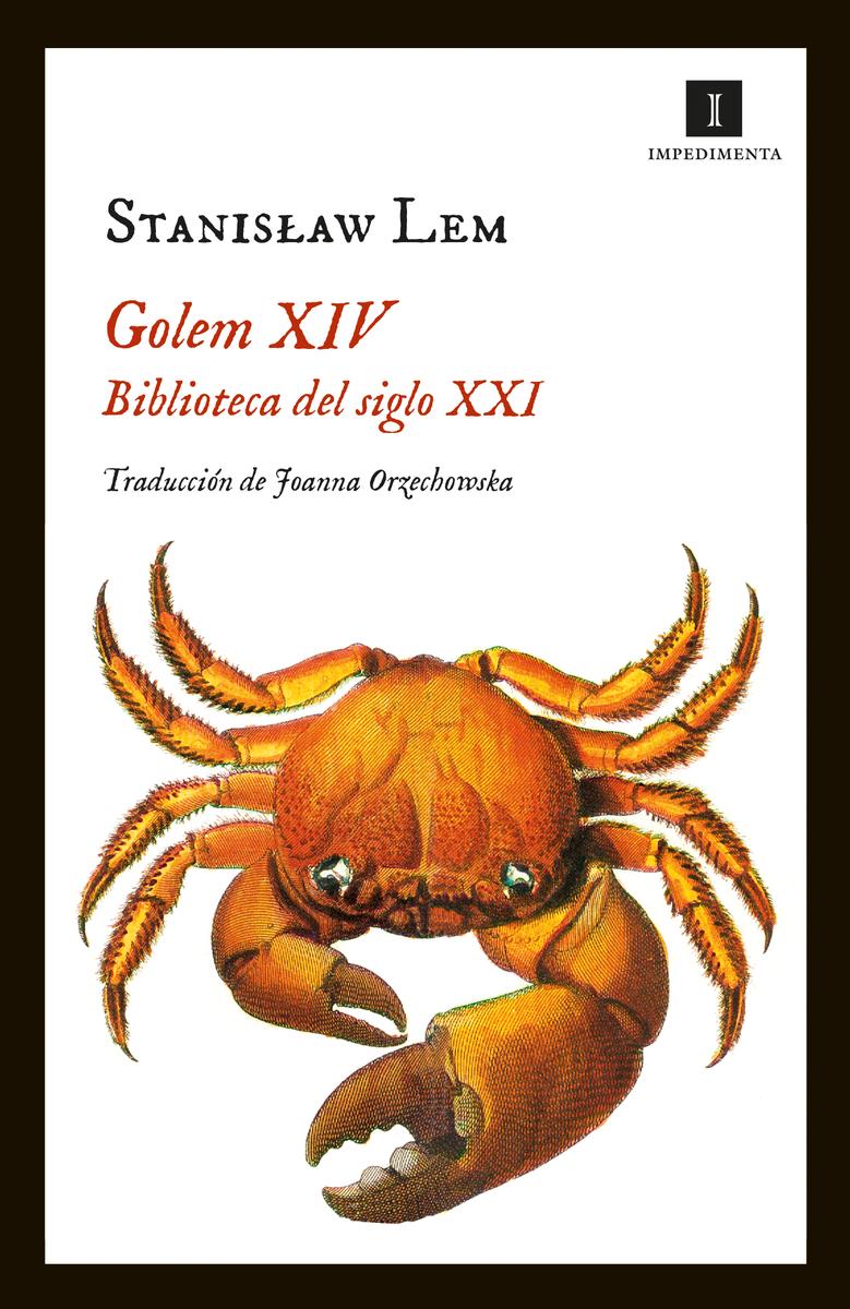 Golem XIV: portada