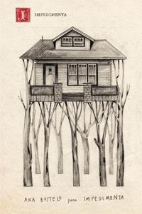 Libreta ilustrada Ana Bustelo: portada