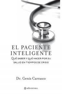 El paciente inteligente.: portada