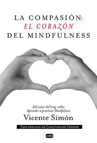 La compasión: el corazón del Mindfulness: portada