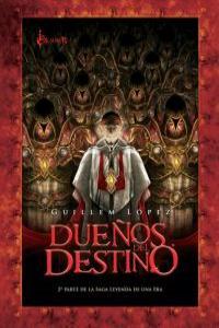 DUEÑOS DEL DESTINO: portada