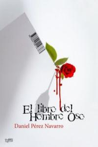 EL LIBRO DEL HOMBRE OSO: portada