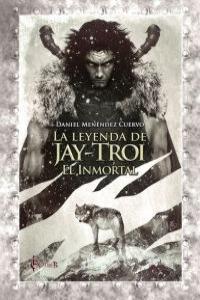 La Leyenda de Jay-Troi: portada