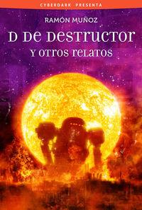 D DE DESTRUCTOR: portada