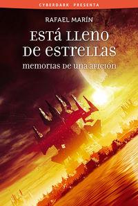 ESTÁ LLENO DE ESTRELLAS: portada