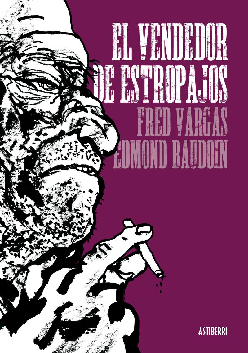 VENDEDOR DE ESTROPAJOS,EL: portada