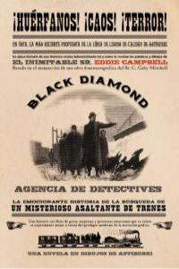 AGENCIA DE DETECTIVES BLACK DIAMOND,LA: portada