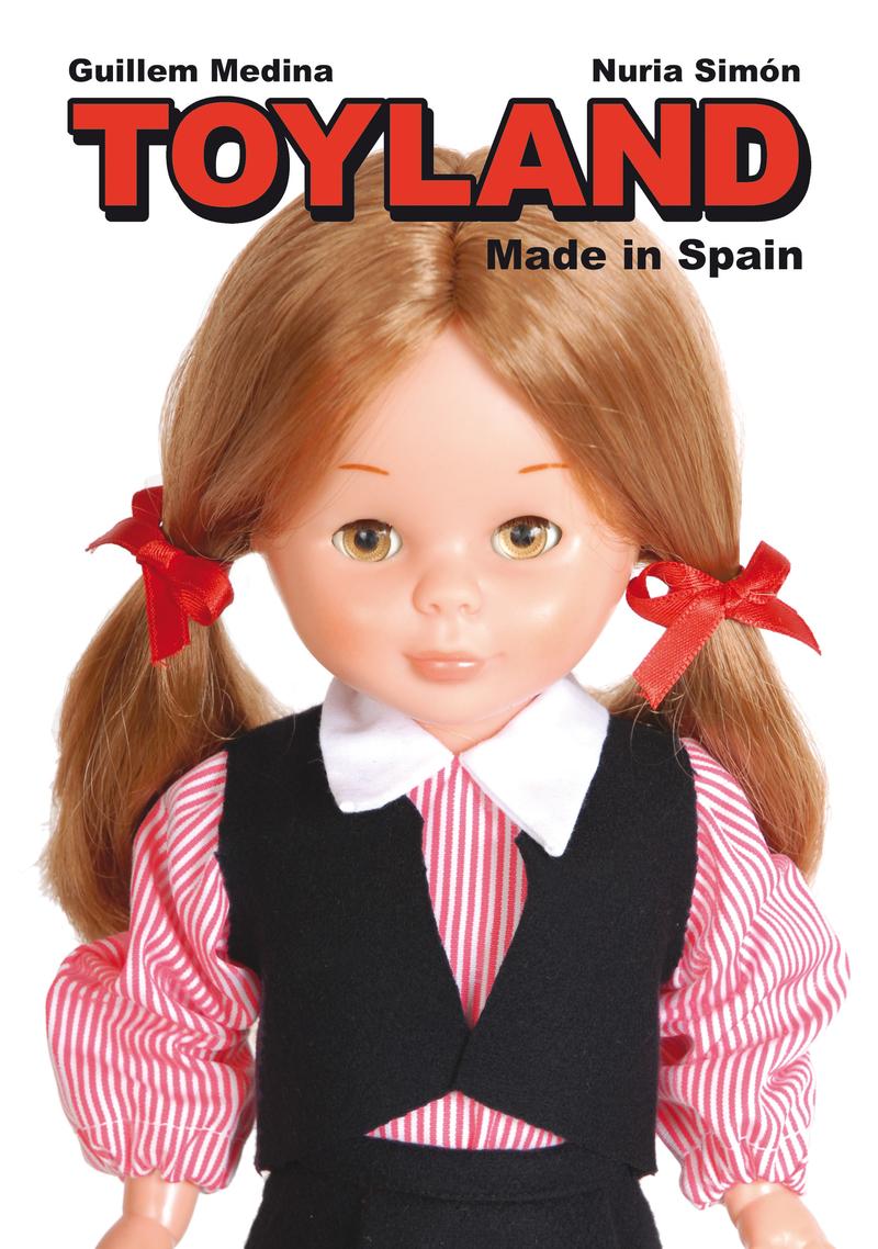 TOYLAND MADE IN SPAIN 2.ª ED.: portada