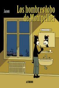 HOMBRES LOBO DE MONTPELLIER,LOS: portada