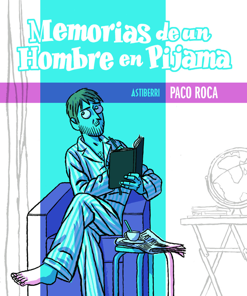 MEMORIAS DE UN HOMBRE EN PIJAMA 4.ª ED.: portada