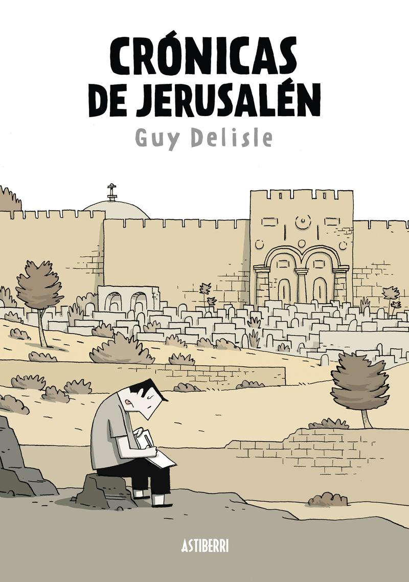 CRÓNICAS DE JERUSALÉN 6.ª ED.: portada