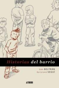 HISTORIAS DEL BARRIO: portada